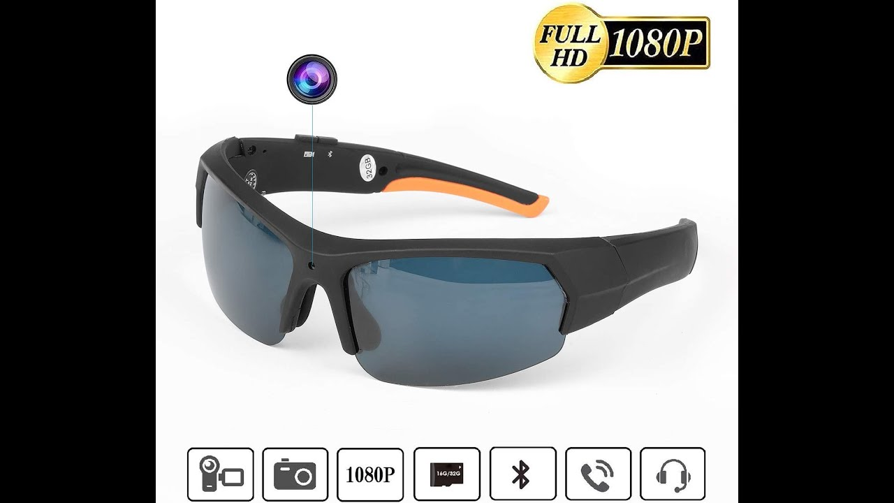 Heypower 1080 HD Video/Bluetooth Sunglasses Review: I don't know what I expected