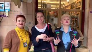 Прогулка по рынку Левинский футблогера, повара, автора блога , Хила Антеби