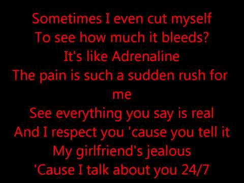 Eminem - Stan (lyrics) HD