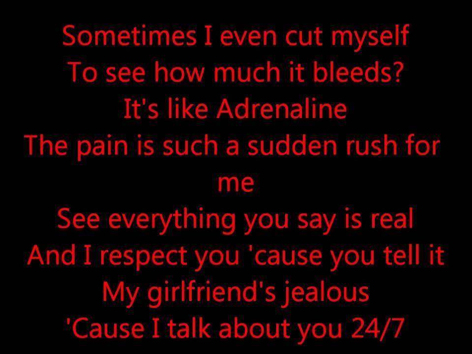 Stan Eminem Lyrics