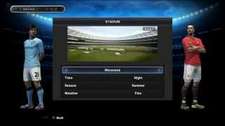 PES 2013|SMOKE PATCH 5.0 BLUE|FULL HD
