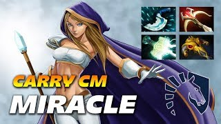 Miracle Crystal Maiden Carry - Dota 2 Pro Gameplay