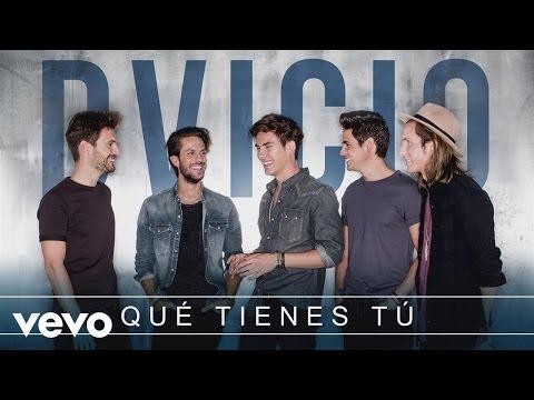 Dvicio - Qué Tienes Tú (Audio)