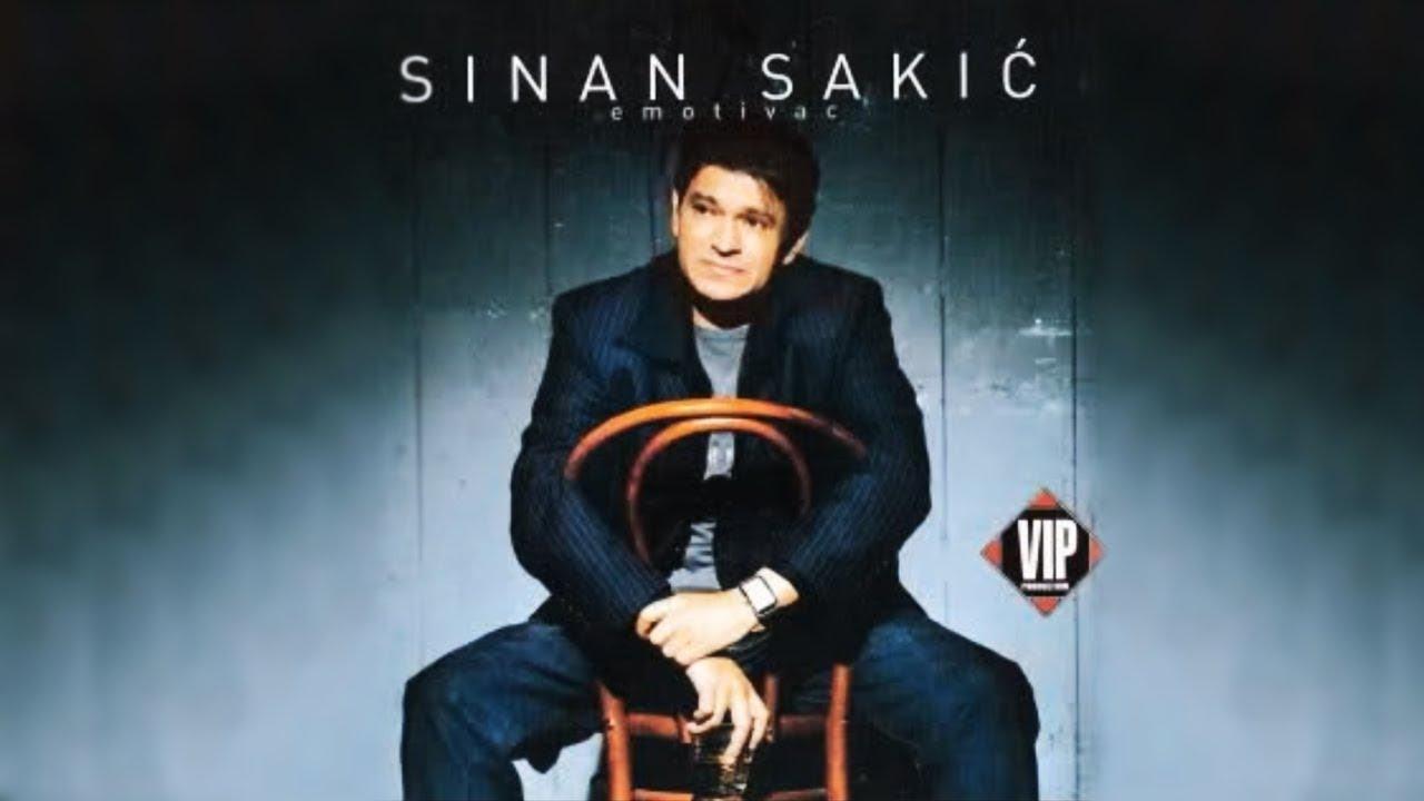 Sinan Sakic - Mene kuci niko ne ceka