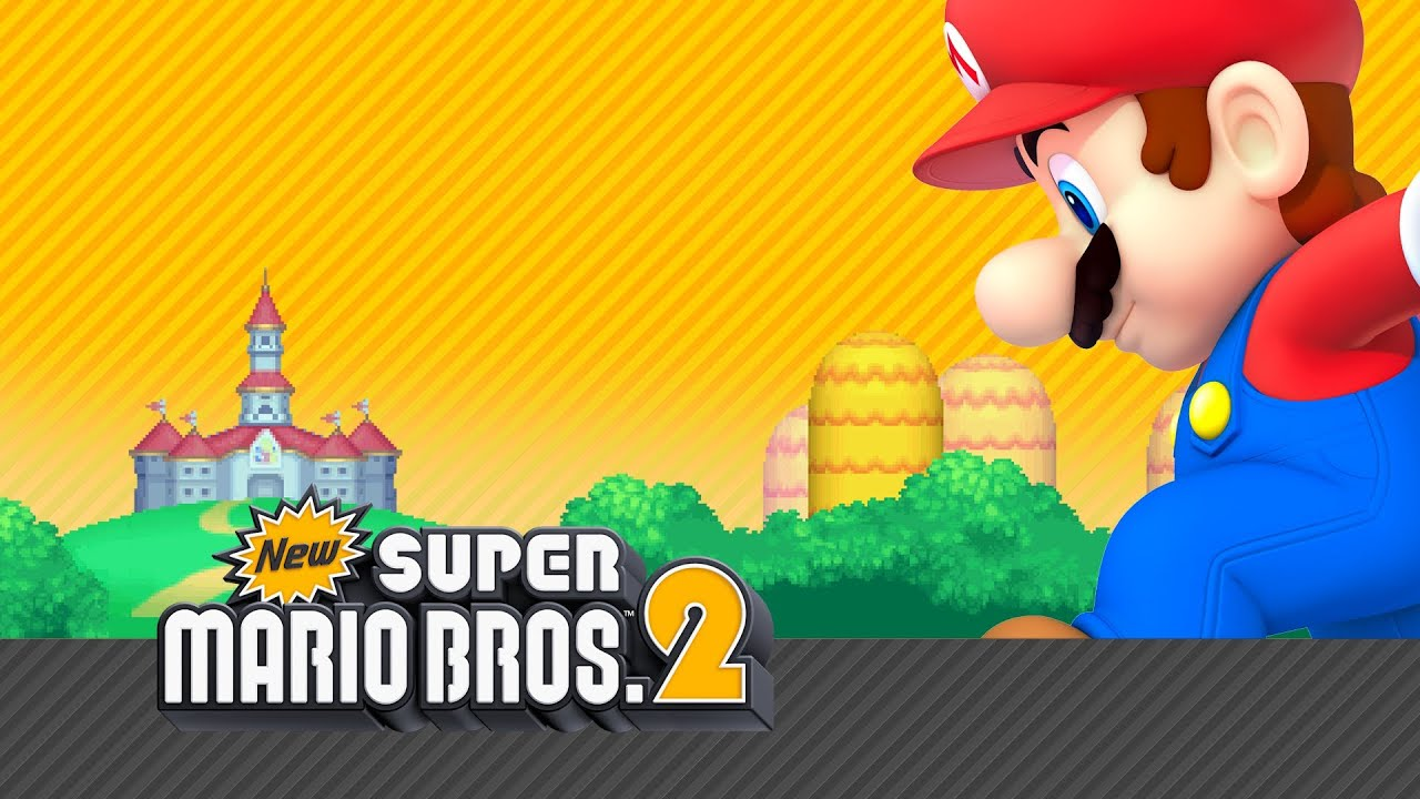 free new super mario bros 2