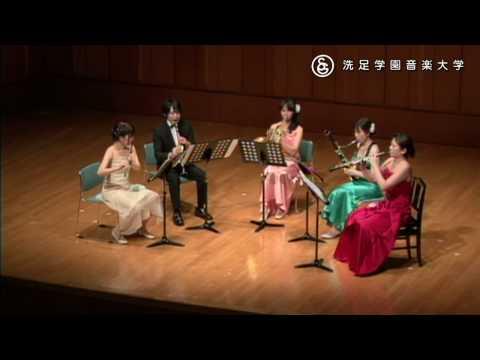 André Jolivet / Serenade for Wind Quintet