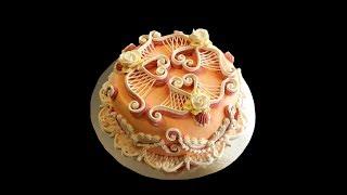 УКРАШЕНИЕ ТОРТОВ ,' Торт ЛАУРА' от SWEET BEAUTY СЛАДКАЯ КРАСОТА,CAKE DECORATION