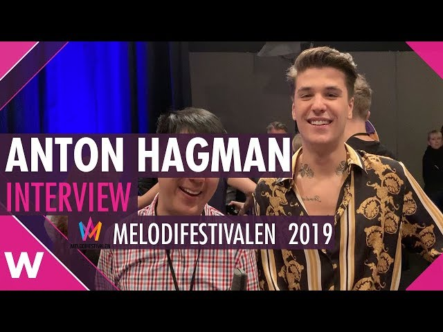 Anton Hagman