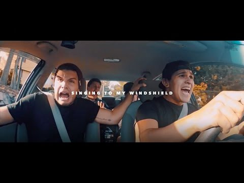 Tyler & Ryan - Singing To My Windshield (Official Music Video)