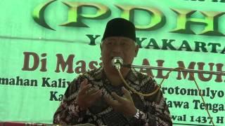 Tausiyah Oleh Bapak KH. Drs. Sunardi Syahuri-01