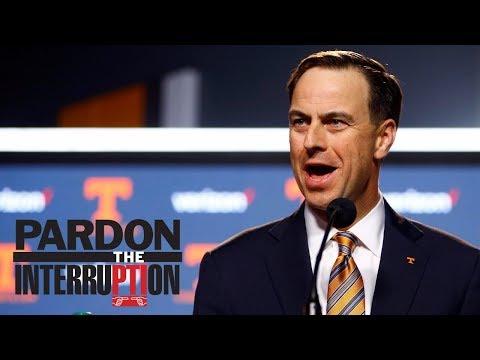 What's next for Tennessee following John Currie's firing? | Pardon The Interruption | ESPN