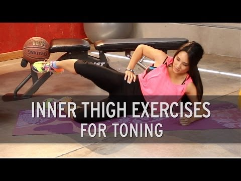 XHIT - Inner Thigh Exercises For Toning