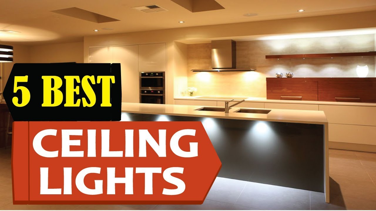 5 Best Flush Mount Ceiling Lights 2018 | Best Flush Mount Ceiling ...