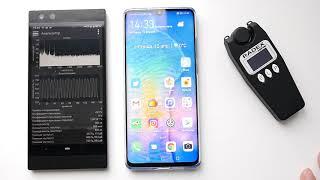 Уменьшаем ШИМ на AMOLED/OLED экранах на примере Huawei P30 Pro