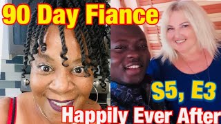 #90dayfiance, Happily Ever After Review ~ S5, E3