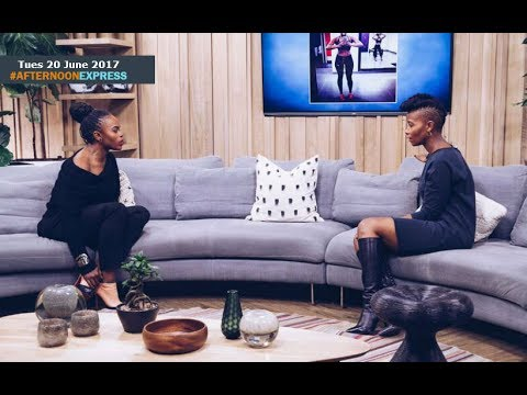 Unathi | Afternoon Express | 20 June 2017