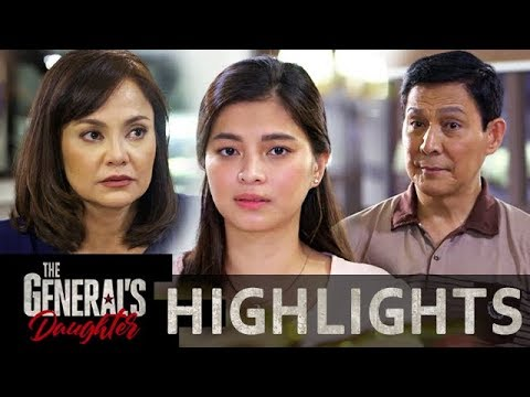 The General's Daughter: Rhian is shocked to see Tiago visit Corazon | EP 23