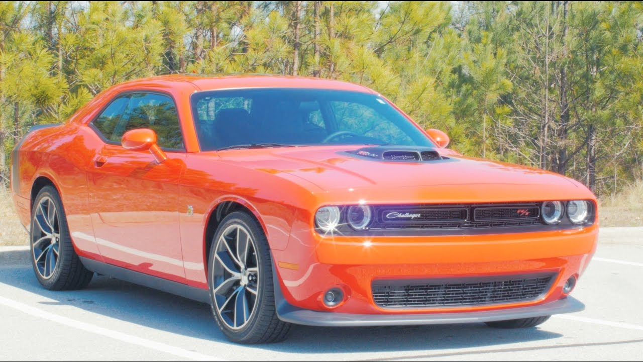 dodge 392 scat pack challenger review the discount hellcat youtube. Black Bedroom Furniture Sets. Home Design Ideas