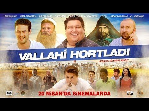 VALLAHİ HORTLADI FRAGMAN ( 20 NİSANDA SİNEMALARDA )