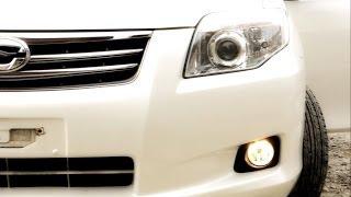 Противотуманные фары на Toyota Corolla(Установка туманок (ПТФ) на Toyota Corolla Axio и Toyota Corolla Filder по штатной элетропроводке. Для установки противотуманны..., 2014-04-26T14:30:16.000Z)