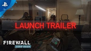 Firewall Zero Hour – Launch Trailer | PS VR thumbnail