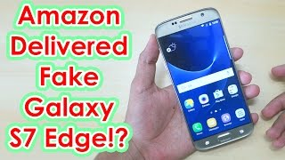 Orders Refurbished Galaxy S7 Edge but receives? Watch this Before you buy Refurbished phone!(We cannot blame Amazon directly for this but Amazon should take care to prevent such sellers! It will be really difficult for a common man to notice difference as ..., 2016-09-26T13:57:20.000Z)
