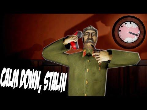 Симулятор Сталина Calm Down Stalin Скачать - фото 7