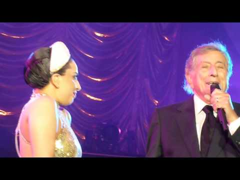 Lady Gaga Ft Tony Bennett I Can't Give You Anything But Love Live In Brussels