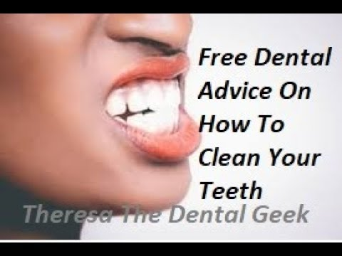How To Clean Your Teeth At Home