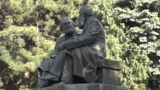 吉爾吉斯比什凱克市區觀光