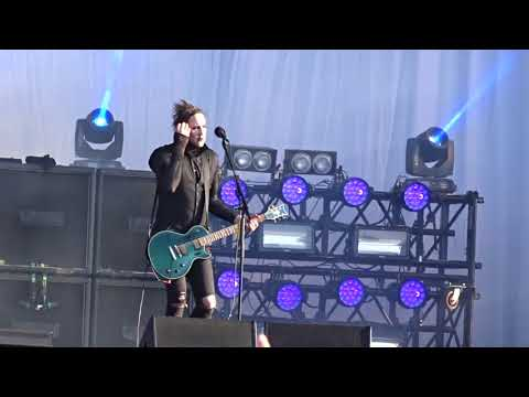Marilyn Manson -Sweet Dreams - Download Festival 2018