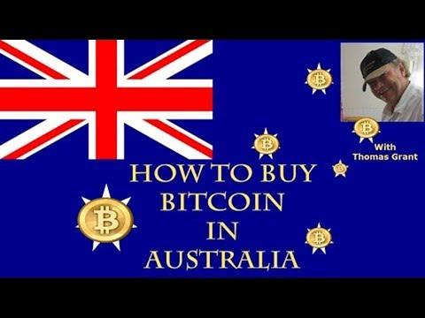 How to buy Bitcoin in Australia