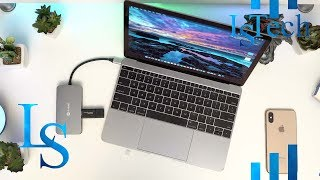 The Best USB C Hub | Andobil 9 in 1 Aluminum Multiport USB C Hub | HDMI Adapter with Type C Charging