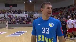 Гандбол Дания - Украина Квалификация на Чемпионат Европы 2020