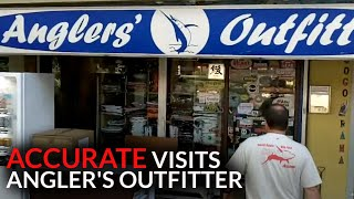Tour of Anglers Outfitter with Ben Secrest
