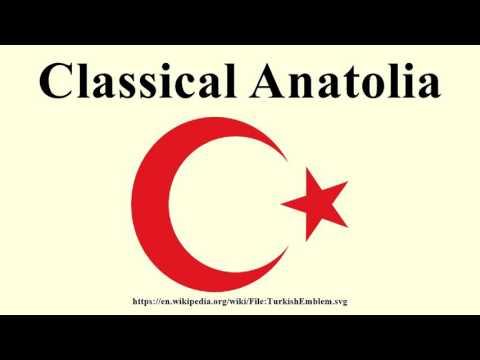 Classical Anatolia