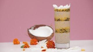 Quinoa Vanilla Pudding | GLOW