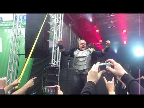 Thor: Thunderhawk (Live@Porispere, Finland 2017)