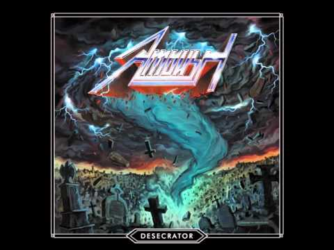 Ambush Desecrator CD new High Roller Records slipcase 2020