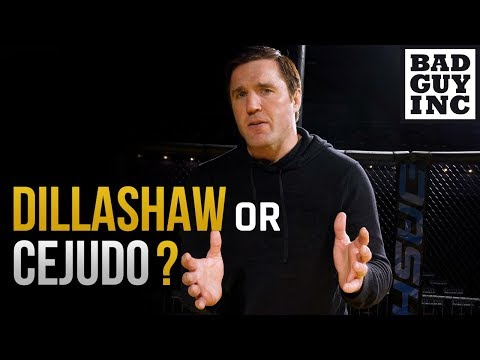 Who is the better MMA wrestler - T.J. Dillashaw or Henry Cejudo?