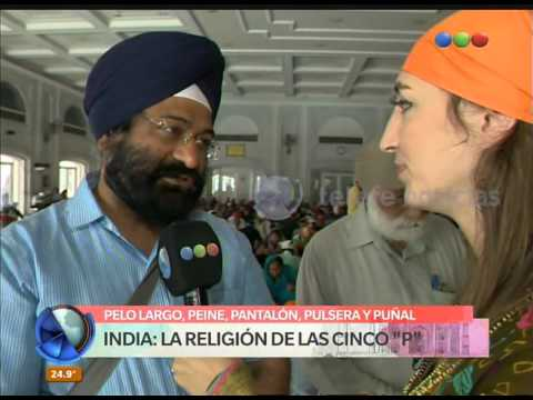 India, espiritual - Telefe Noticias