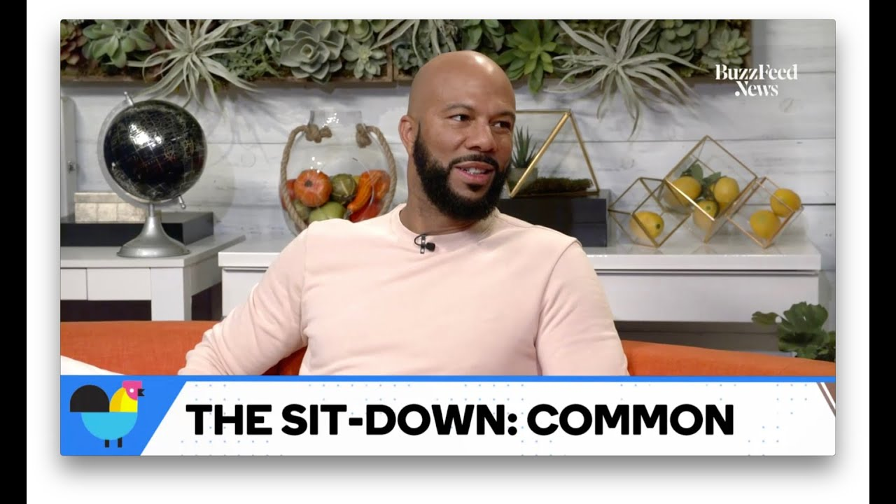 Common Opens Up About His Ex Serena Williams