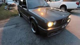 29-Years Apart: Driving a BMW E30 After the Merc A250!! | EvoMalaysia.com