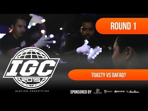 [IGC2015] Toasty vs Dafaq? - Round 1 Match...