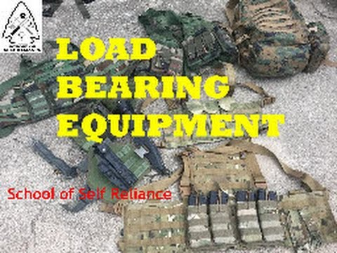 Load Bearing Equipment
