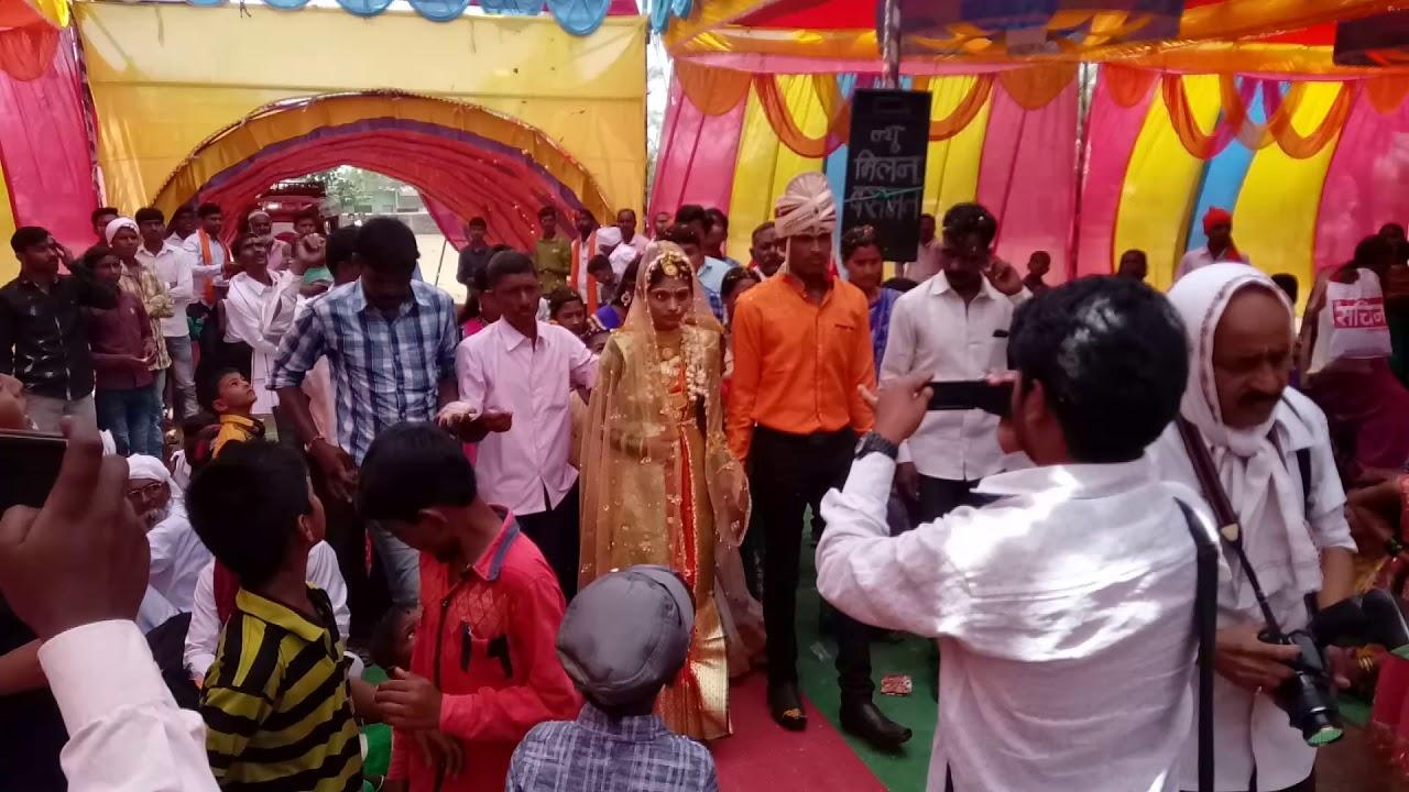 Laxman mane and vitteal gaykwad my sister wedding 04 05 2018 Basmath  Hingoli 9075001430
