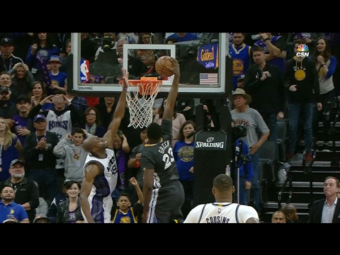 Top 10 NBA Plays of the Night: 02.04.17