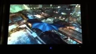 Batman Arkham city scarecrows hideout
