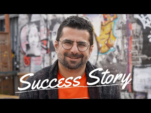 ILAC Success Stories | Meet the famous Ozzy from Ozzy's Burgers!