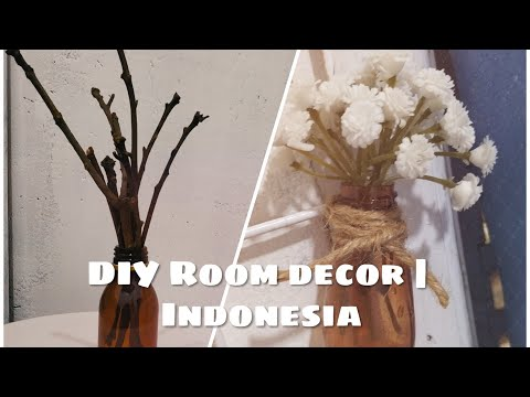 DIY ROOM DECOR SIMPLE | Indonesia